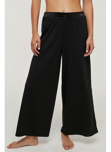 Penti Dark Flare Pantolon Siyah
